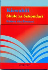 Kiswahili  shule za sekondari Kidato cha 1