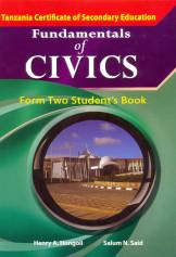 Fundamentals of Civics  form 2