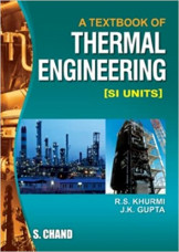 A Textbook Of Thermal Engineering (Mechanical Technology)