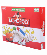 The Original Monopoly The Property Trading Doard Game