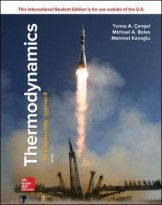 ISE Thermodynamics: An Engineering Approach(Ninth Edition)
