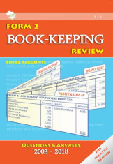 Form 2 Book Keeping Review