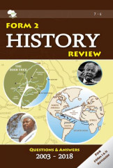 Form 2 History Review