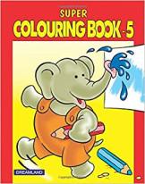 Super Colouring Book 5