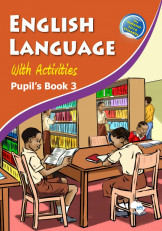 English Language with Activities Pupil's Book 3