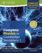 Complete Physics For Cambridge Seceondary 1 Workbook
