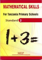 Mathematics Skills For Tanzania Primary Schools Std 2 - Mep