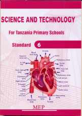 Science and Technology For Tanzania Primary Schools Std 6 - Mep