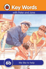 Ladybird Key Words With Peter And Jane (We Like To Help) 6B