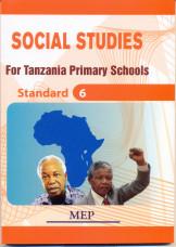 Social Studies For Tanzania Primary Schools Standard 6 - Mep