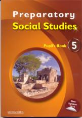 Preparatory Social Studies Pupil's Book 5