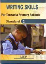 Writing Skills For Tanzania Primary Schools Std 2 - Mep
