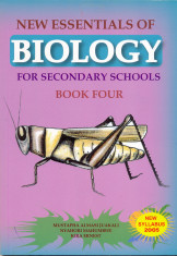 New Essentials of Biology For Secondary .Schools Book 4