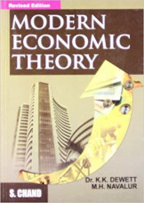 Modern Economic Theory-Chand