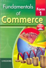 Fundamentals of Commerce form 1