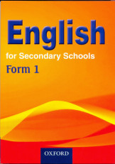 English For Secondary school Form 1