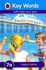 Ladybird Key Words With Peter And Jane (Happy Holiday) 7A