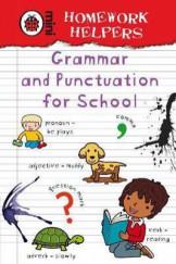 Ladybird Homework Helpers - Grammar and Punctuation for School