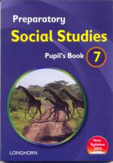 Preparatory Social Studies Pupil's Book 7
