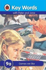 Ladybird Key Words With Peter And Jane (Games We Like) 9A