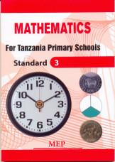 Mathematics Skills For Tanzania Primary Schools Std 3 - Mep