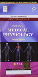 Pocket Companion To Terxtbook Of Medical Physiology (Guyton & Hall)