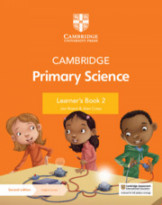 New Cambridge Primary Science Learner's Book with Digital Access Stage 2