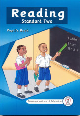 Reading Standard Two Pupil's Book - Tie