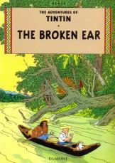 The Advantures of Tintin - The broken Ear