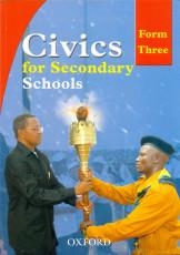 Civics for secondary schools form 3