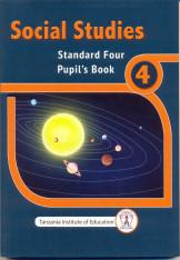 Social Studies Standard 4 Pupil's Book - Tie
