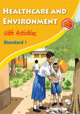 Healthcare and Environment With Activities Pupil's Book 1