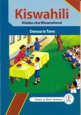 Kiswahili Kitabu Cha Mwanafunzi Darasa la 5