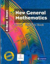 New General Mathematics form 3