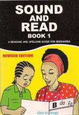 Sound and Read Book 1