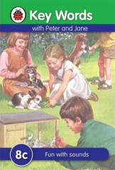 Ladybird Key Words With Peter And Jane (Fun With Sound) 8C