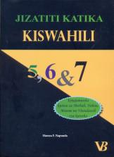 Jizatiti Katika Kiswahili Std 5,6 & 7
