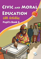 Civic and Moral With Activities Pupil's Book 6