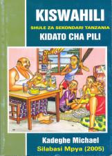 Kiswahili Kwa Shule Za Sekondari Tanzania Kidato Cha 2