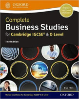 Complete Business Studies for Cambridge IGCSE & O Level - 3rd Edition