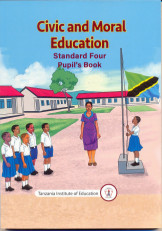 Civic and Moral Education Standard 4 Pupil's Book - Tie