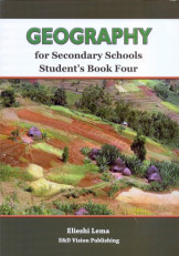 Geography for Secondary School Student Book Four