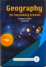 Geography for Secondary Schools Student's Book Form 1