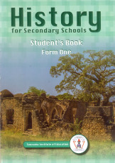 History for Secondary Schools Student's Book Form 1