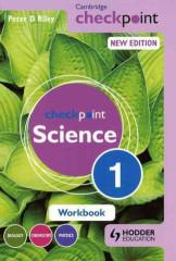Checkpoint Science 1 workbook