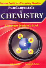 Fundamentals Of Chemistry form 2