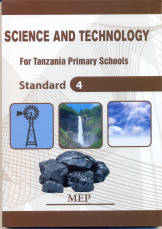 Science And Technolog For Tanzania Primary Schools Std 4 - Mep