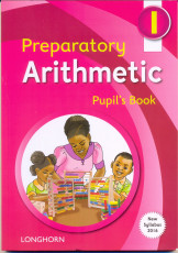 Preparatory Arithmetic pupils Book 1