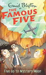 The Famous Five (13) Five Go to Mystery Moor
