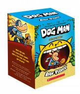 Dog Man - Set of Seven Books